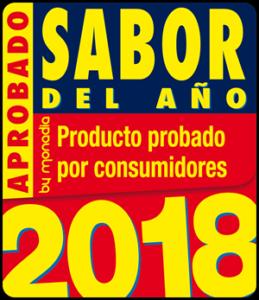 Premio Sabor del Año 2018
