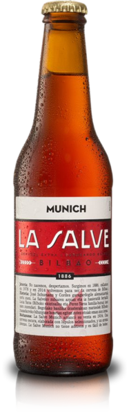 Botellín La Salve Munich