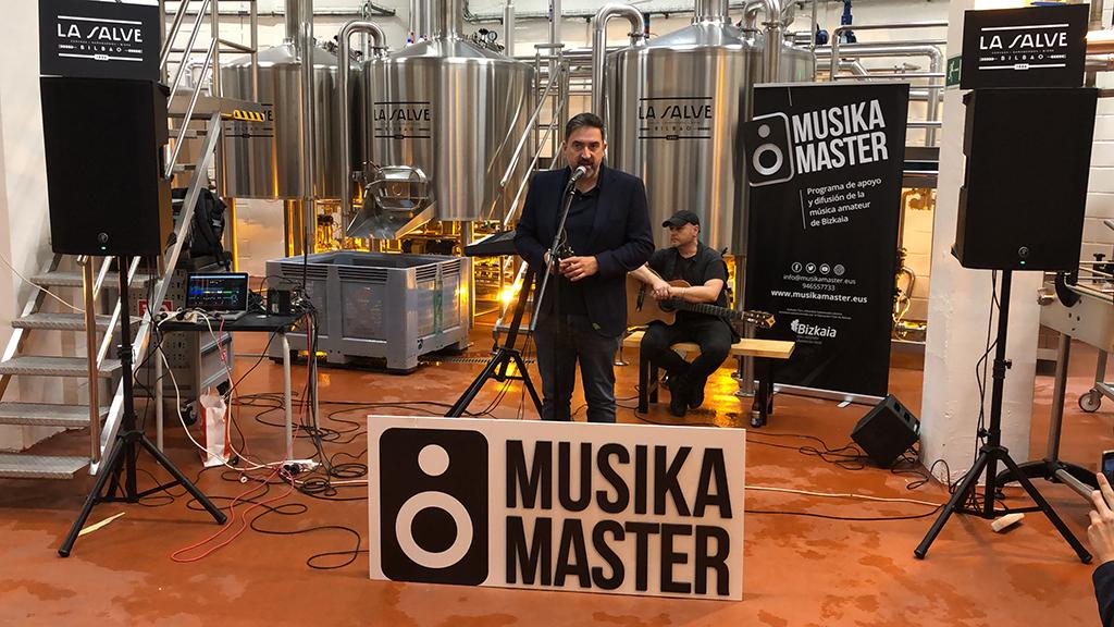 Musika Mater Zirkuitua Jon Ruiz Ibinarraga