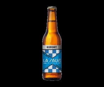 La Salve export, nuestra cerveza de verano. La Salve Uda
