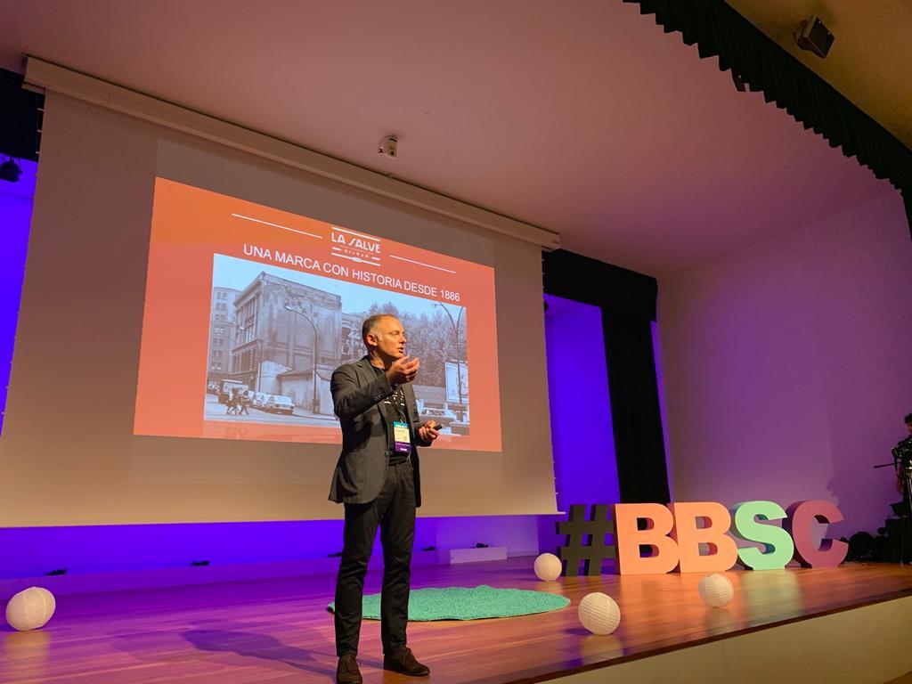 Eduardo Saiz Lekue en Biscay Bay Startup Campus 2019 - LA SALVE