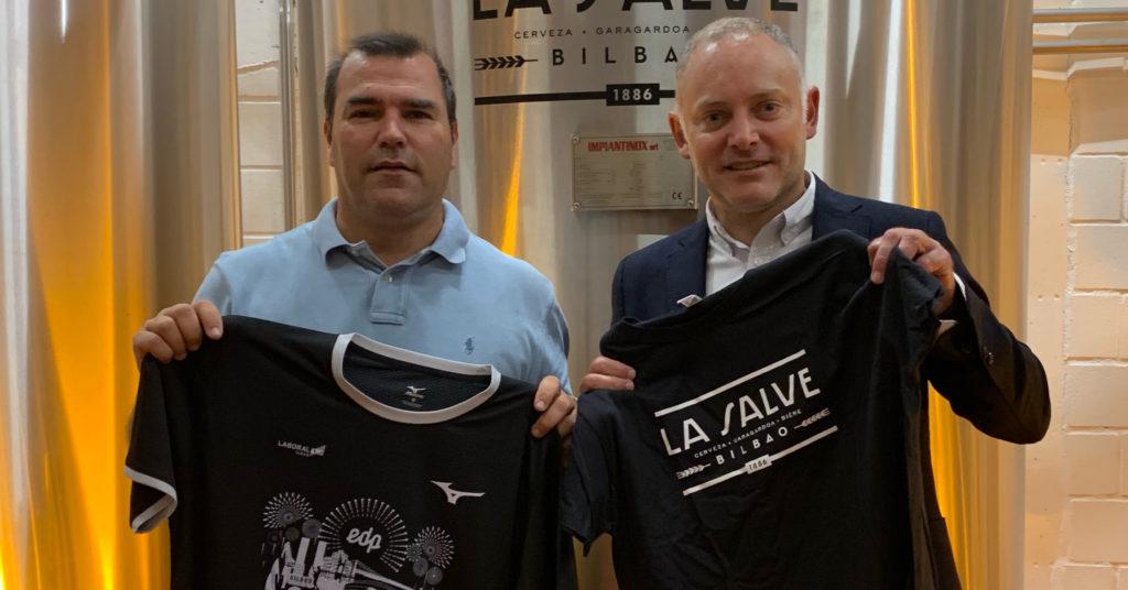 LA SALVE patrocina Bilbao Night Marathon 2019