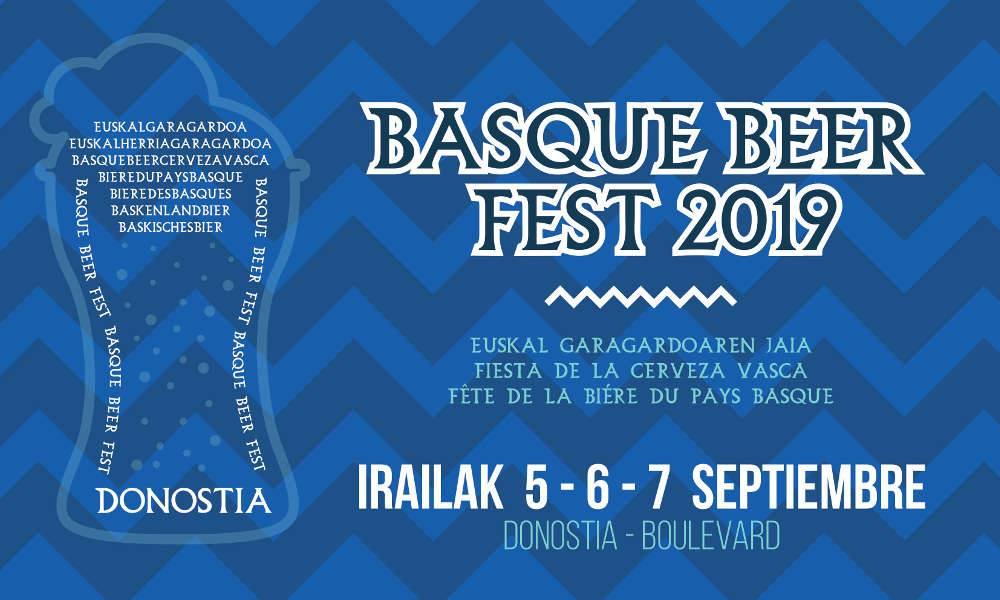 LA SALVE en Basque Beer Fest 2019