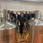 Visita INTERMALTA a la fábrica de LA SALVE - La Salve Bilbao