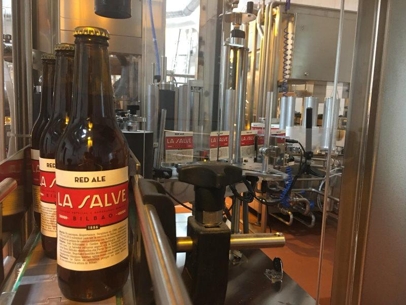 Lúpulo de berantevilla - Red Ale - La Salve Bilbao