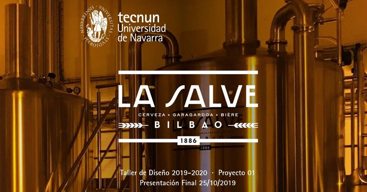 Colaboración La Salve y TECNUN - La Salve Bilbao