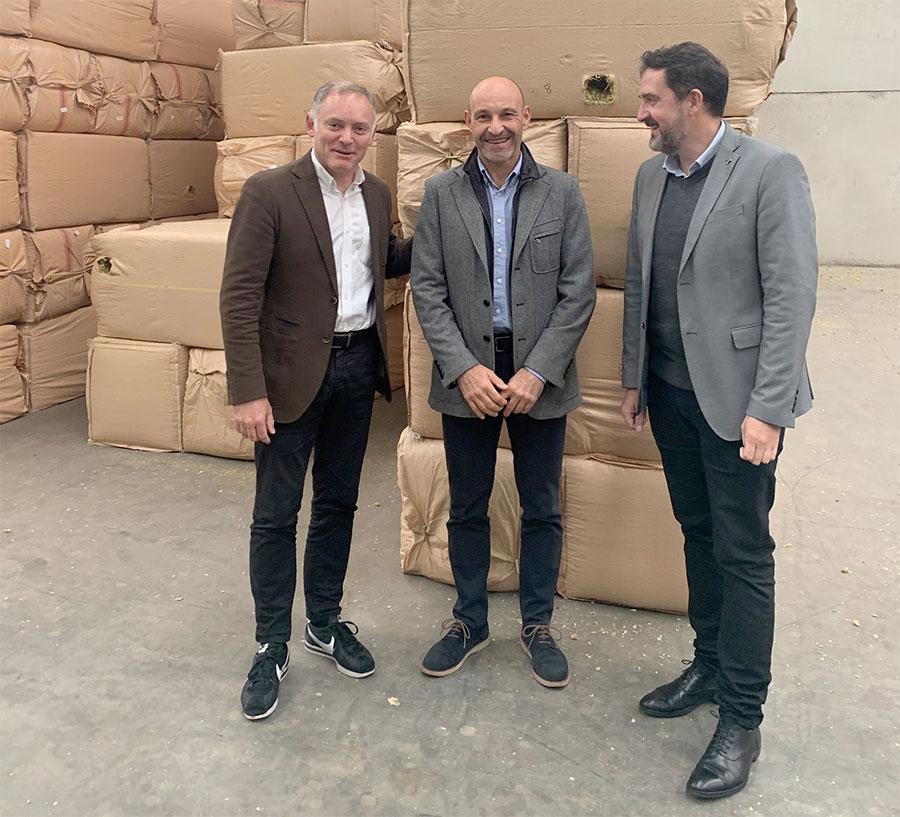 Acuerdo entre Hopsteiner y LA SALVE - La Salve Bilbao