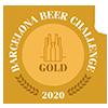 Cerveza premiada Barcelona Beer Challenge 2020 - Gold 2020