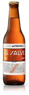 LA SALVE Lager auténtica