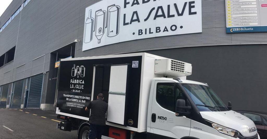 Venta de Cerveza a domicilio - LA SALVE Bilbao