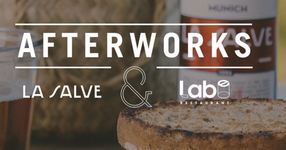 Eventos afterwork LABe Resturant y LA SALVE - LA SALVE Bilbao
