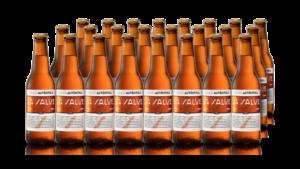 La Salve Lager auténtica caja de 24 botellas de 33cl