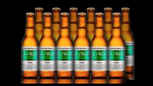 La Salve Txirene caja 12 botellas American Pale Ale