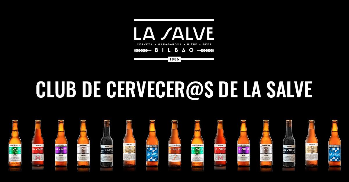 Club de cerveceros LA SALVE