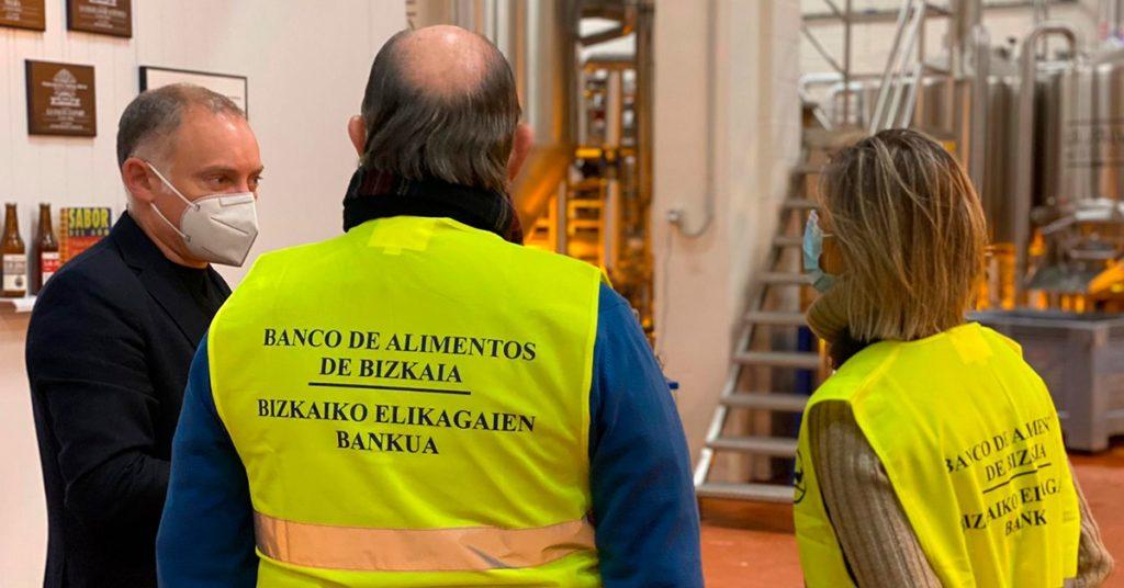 LA SALVE Donación Banco de Alimentos