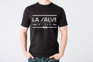 Camiseta LA SALVE