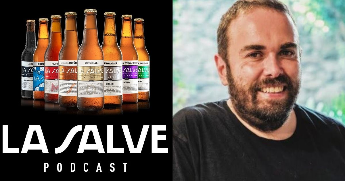 Hablamos con Mikel Rius sobre el Barcelona Beer Festival - LA SALVE