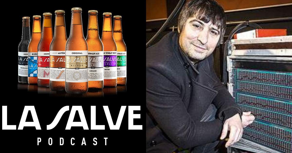 Rami Molinero, director del festival Ebrovisión con LA SALVE - LA SALVE BILBAO