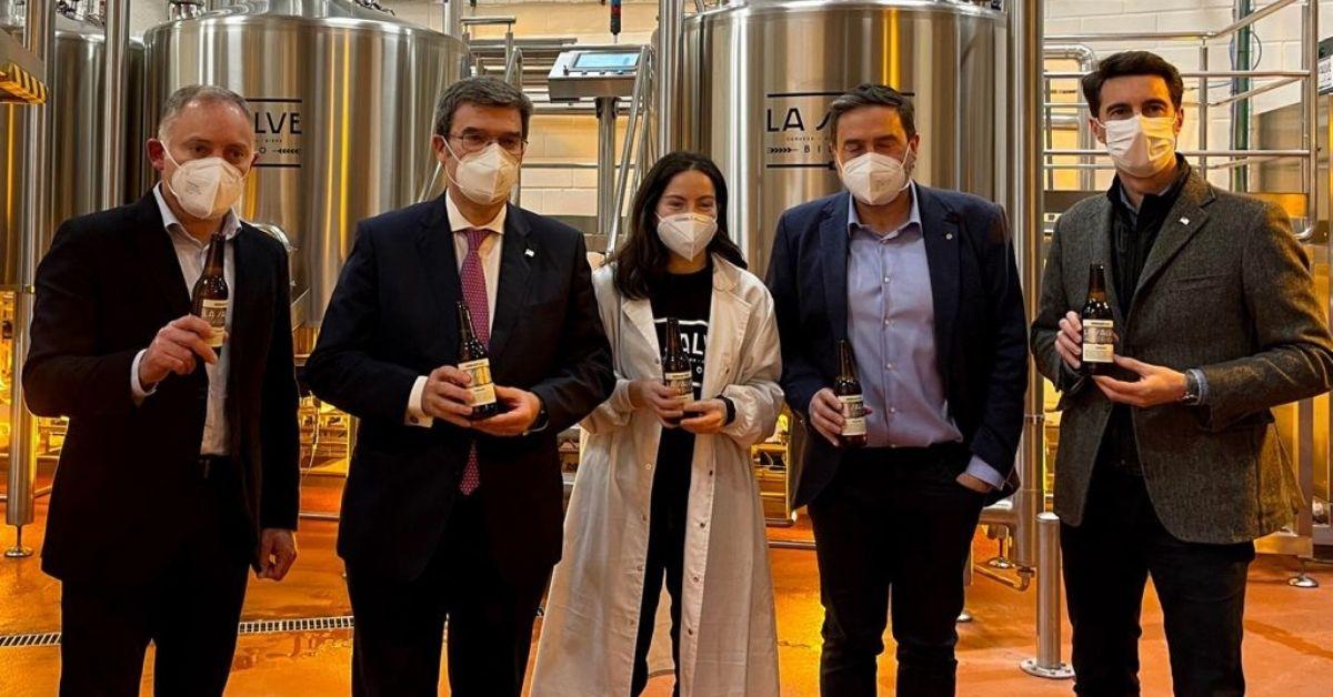 tercer aniversario fabrica cervezas la salve bilbao