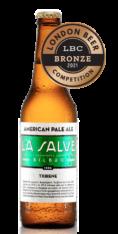 Cerveza Txirene premiada con medalla de bronce en el London Beer Competition - LA SALVE Bilbao