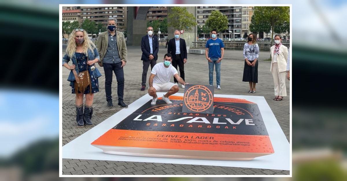 Nueva imagen LA SALVE - LA SALVE Bilbao
