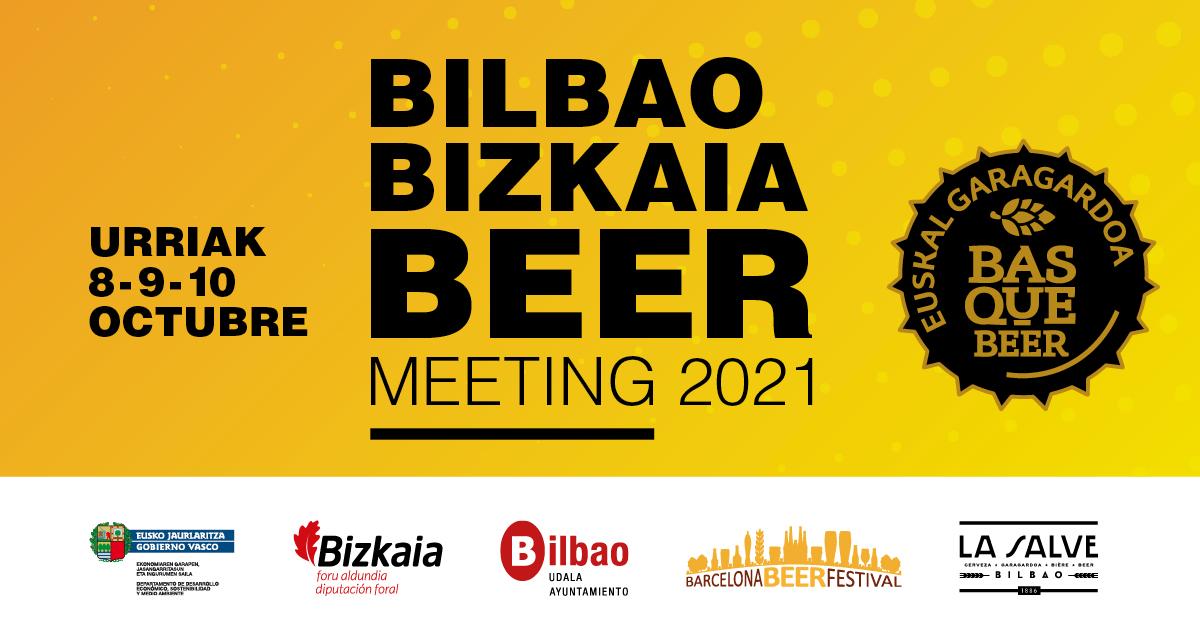 Bilbao Bizkaia Beer 2021