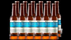 LA SALVE IPA. Caja de 12 botellas de 33cl